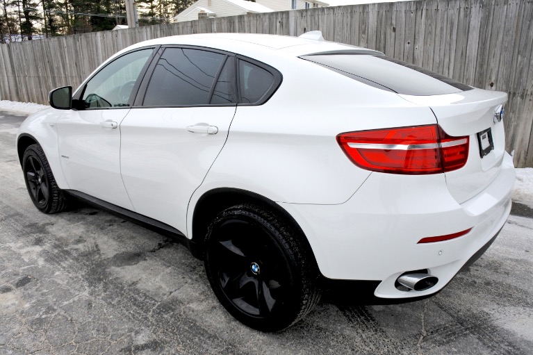 Used 2013 BMW X6 AWD 4dr xDrive35i Used 2013 BMW X6 AWD 4dr xDrive35i for sale  at Metro West Motorcars LLC in Shrewsbury MA 3