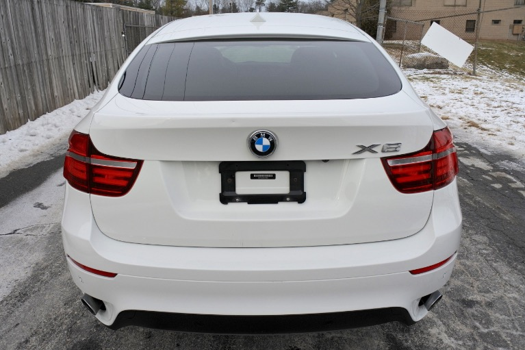 Used 2013 BMW X6 AWD 4dr xDrive35i Used 2013 BMW X6 AWD 4dr xDrive35i for sale  at Metro West Motorcars LLC in Shrewsbury MA 4