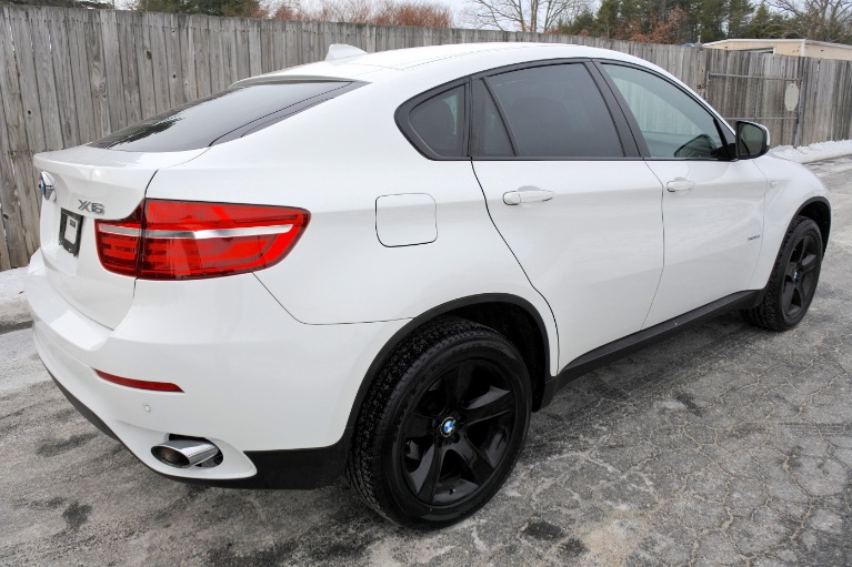 Used 2013 BMW X6 AWD 4dr xDrive35i Used 2013 BMW X6 AWD 4dr xDrive35i for sale  at Metro West Motorcars LLC in Shrewsbury MA 5