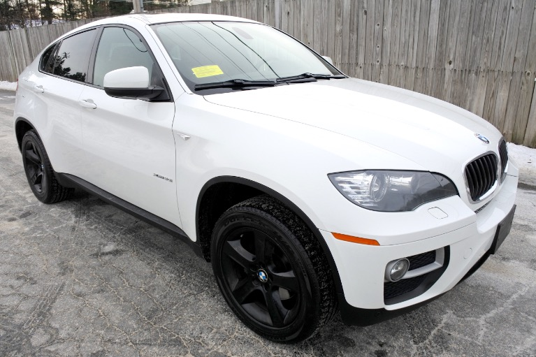 Used 2013 BMW X6 AWD 4dr xDrive35i Used 2013 BMW X6 AWD 4dr xDrive35i for sale  at Metro West Motorcars LLC in Shrewsbury MA 7