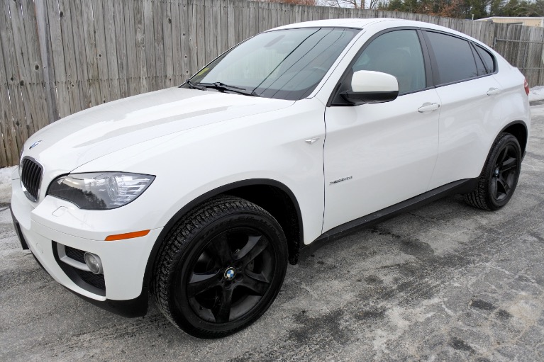 Used 2013 BMW X6 AWD 4dr xDrive35i Used 2013 BMW X6 AWD 4dr xDrive35i for sale  at Metro West Motorcars LLC in Shrewsbury MA 1