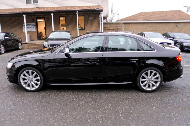 Used 2014 Audi S4 4dr Sdn S Tronic Premium Plus Used 2014 Audi S4 4dr Sdn S Tronic Premium Plus for sale  at Metro West Motorcars LLC in Shrewsbury MA 2