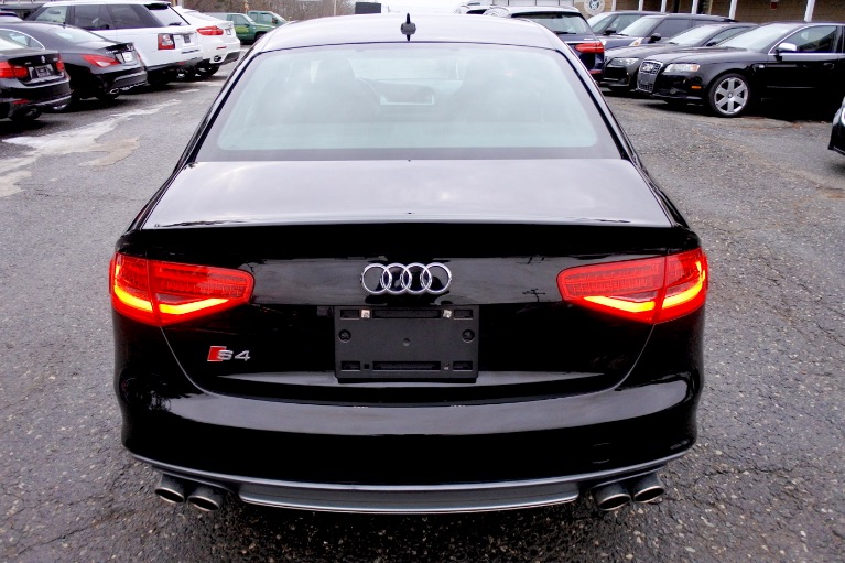 Used 2014 Audi S4 4dr Sdn S Tronic Premium Plus Used 2014 Audi S4 4dr Sdn S Tronic Premium Plus for sale  at Metro West Motorcars LLC in Shrewsbury MA 4