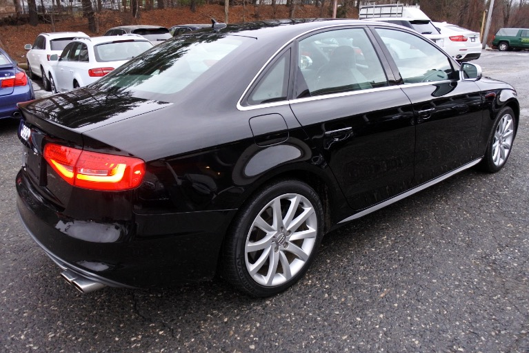 Used 2014 Audi S4 4dr Sdn S Tronic Premium Plus Used 2014 Audi S4 4dr Sdn S Tronic Premium Plus for sale  at Metro West Motorcars LLC in Shrewsbury MA 5