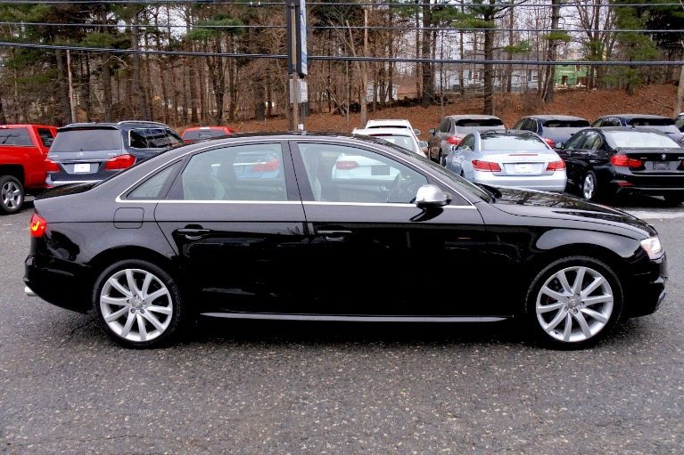 Used 2014 Audi S4 4dr Sdn S Tronic Premium Plus Used 2014 Audi S4 4dr Sdn S Tronic Premium Plus for sale  at Metro West Motorcars LLC in Shrewsbury MA 6