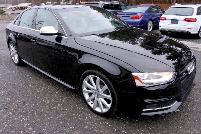Used 2014 Audi S4 4dr Sdn S Tronic Premium Plus Used 2014 Audi S4 4dr Sdn S Tronic Premium Plus for sale  at Metro West Motorcars LLC in Shrewsbury MA 7