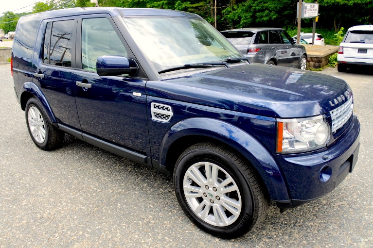 Used 2012 Land Rover Lr4 4WD 4dr HSE Used 2012 Land Rover Lr4 4WD 4dr HSE for sale  at Metro West Motorcars LLC in Shrewsbury MA 7