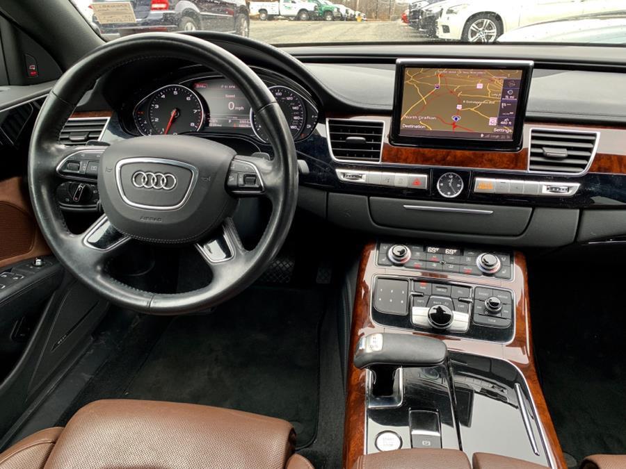 Used 2012 Audi A8 l 4.2 Quattro Used 2012 Audi A8 l 4.2 Quattro for sale  at Metro West Motorcars LLC in Shrewsbury MA 10