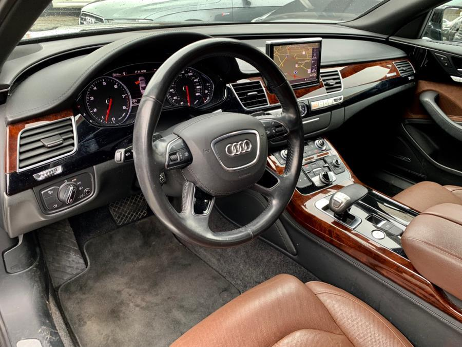Used 2012 Audi A8 l 4.2 Quattro Used 2012 Audi A8 l 4.2 Quattro for sale  at Metro West Motorcars LLC in Shrewsbury MA 12