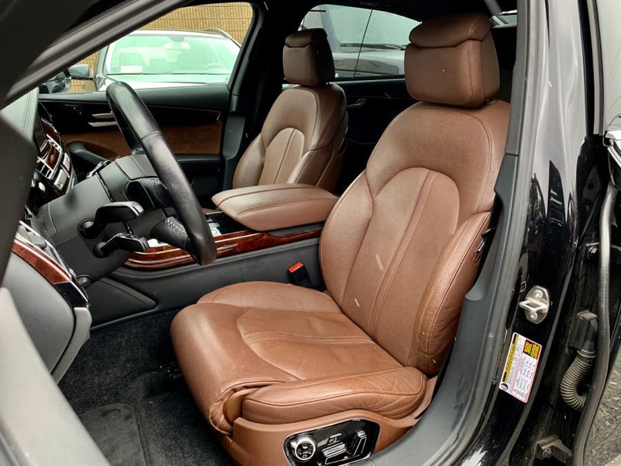 Used 2012 Audi A8 l 4.2 Quattro Used 2012 Audi A8 l 4.2 Quattro for sale  at Metro West Motorcars LLC in Shrewsbury MA 13