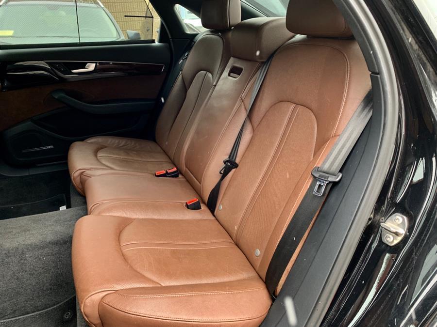 Used 2012 Audi A8 l 4.2 Quattro Used 2012 Audi A8 l 4.2 Quattro for sale  at Metro West Motorcars LLC in Shrewsbury MA 15