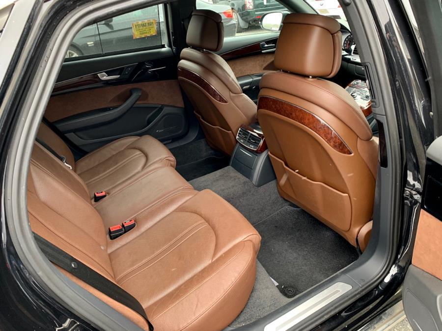 Used 2012 Audi A8 l 4.2 Quattro Used 2012 Audi A8 l 4.2 Quattro for sale  at Metro West Motorcars LLC in Shrewsbury MA 17