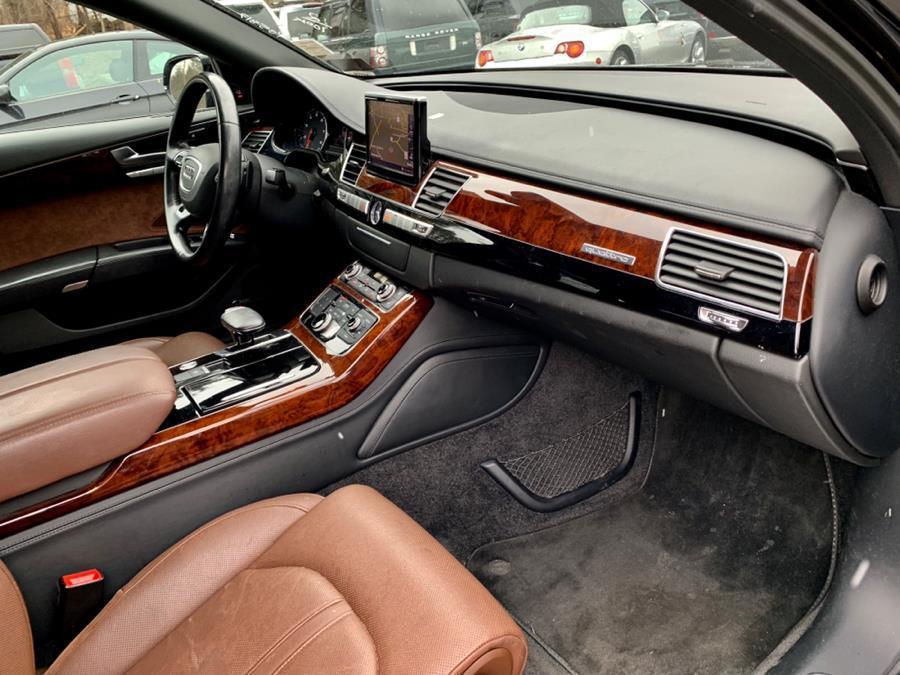 Used 2012 Audi A8 L 4dr Sdn Used 2012 Audi A8 L 4dr Sdn for sale  at Metro West Motorcars LLC in Shrewsbury MA 19