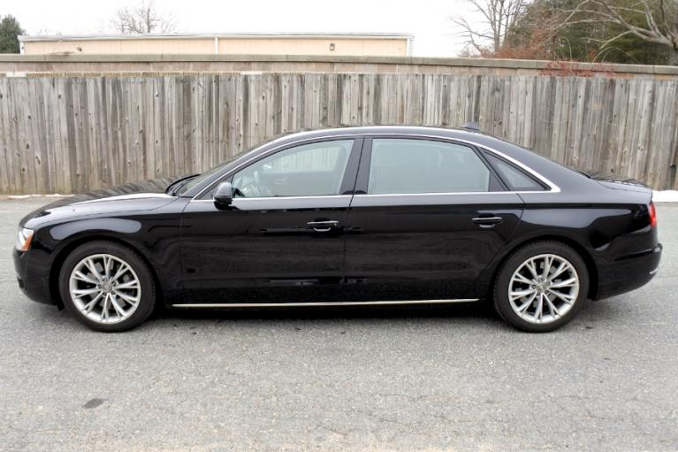 Used 2012 Audi A8 l 4.2 Quattro Used 2012 Audi A8 l 4.2 Quattro for sale  at Metro West Motorcars LLC in Shrewsbury MA 2