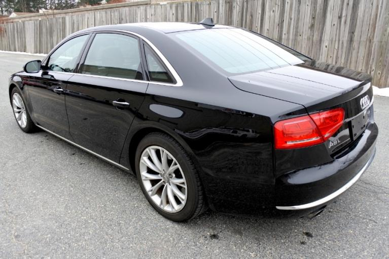 Used 2012 Audi A8 l 4.2 Quattro Used 2012 Audi A8 l 4.2 Quattro for sale  at Metro West Motorcars LLC in Shrewsbury MA 3