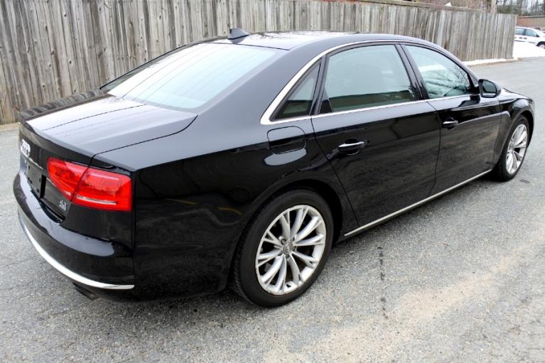 Used 2012 Audi A8 l 4.2 Quattro Used 2012 Audi A8 l 4.2 Quattro for sale  at Metro West Motorcars LLC in Shrewsbury MA 5