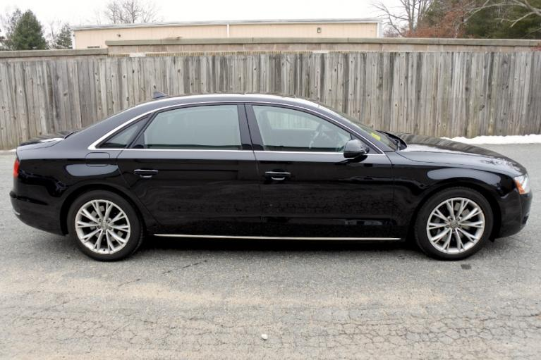 Used 2012 Audi A8 l 4.2 Quattro Used 2012 Audi A8 l 4.2 Quattro for sale  at Metro West Motorcars LLC in Shrewsbury MA 6