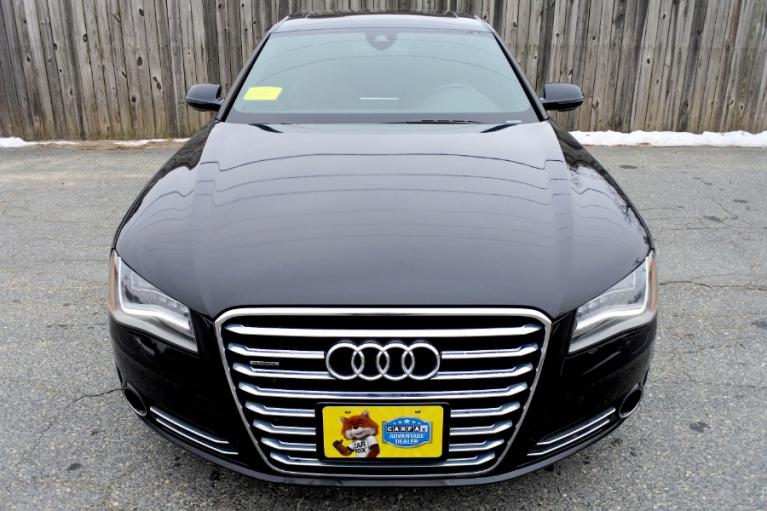 Used 2012 Audi A8 l 4.2 Quattro Used 2012 Audi A8 l 4.2 Quattro for sale  at Metro West Motorcars LLC in Shrewsbury MA 8