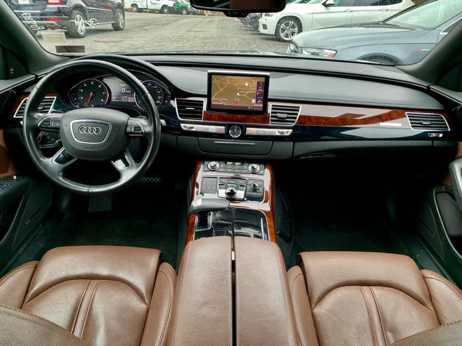 Used 2012 Audi A8 l 4.2 Quattro Used 2012 Audi A8 l 4.2 Quattro for sale  at Metro West Motorcars LLC in Shrewsbury MA 9