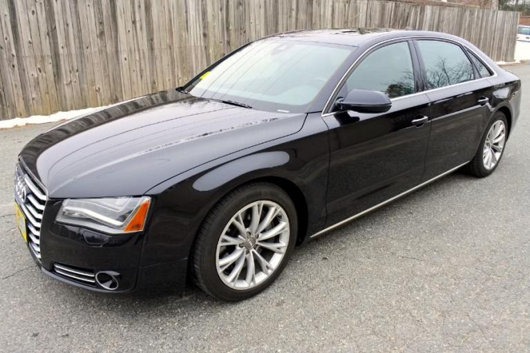 Metro Auto Loan >> Used 2012 Audi A8 l 4.2 Quattro For Sale ($18,800) | Metro ...