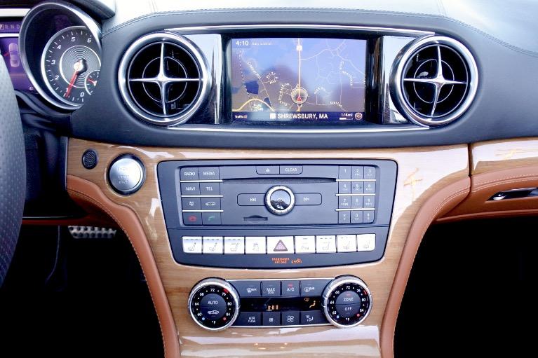Used 2017 Mercedes-Benz Sl SL 450 Roadster Used 2017 Mercedes-Benz Sl SL 450 Roadster for sale  at Metro West Motorcars LLC in Shrewsbury MA 18