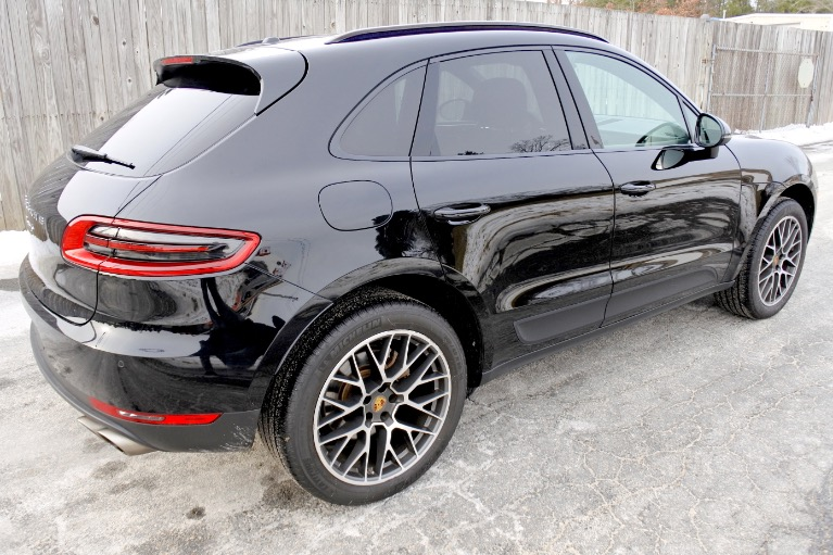 Used 2017 Porsche Macan S AWD Used 2017 Porsche Macan S AWD for sale  at Metro West Motorcars LLC in Shrewsbury MA 5