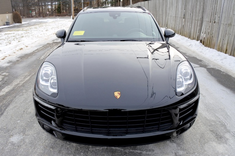 Used 2017 Porsche Macan S AWD Used 2017 Porsche Macan S AWD for sale  at Metro West Motorcars LLC in Shrewsbury MA 8