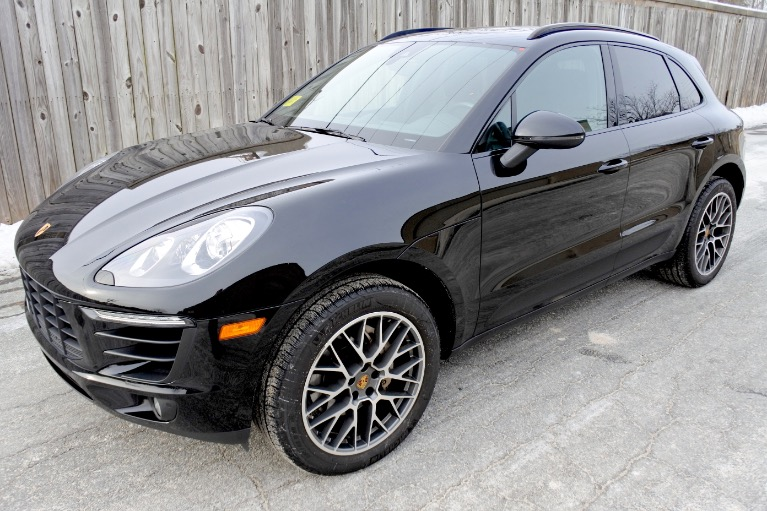Used 2017 Porsche Macan S AWD Used 2017 Porsche Macan S AWD for sale  at Metro West Motorcars LLC in Shrewsbury MA 1