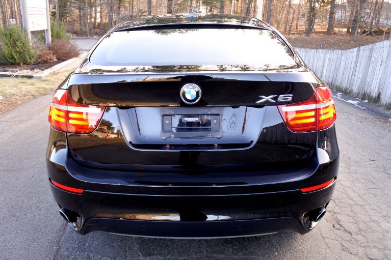 Used 2013 BMW X6 AWD 4dr xDrive35i Used 2013 BMW X6 AWD 4dr xDrive35i for sale  at Metro West Motorcars LLC in Shrewsbury MA 4