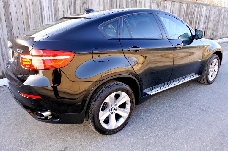 Used 2013 BMW X6 AWD 4dr xDrive35i Used 2013 BMW X6 AWD 4dr xDrive35i for sale  at Metro West Motorcars LLC in Shrewsbury MA 5