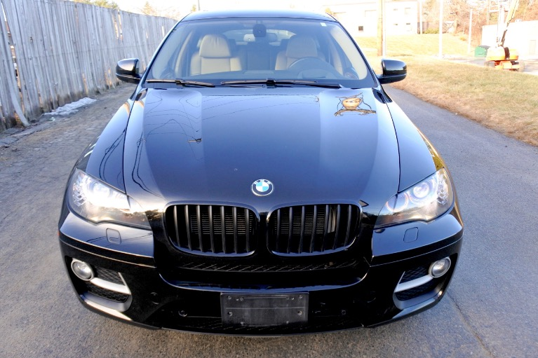 Used 2013 BMW X6 AWD 4dr xDrive35i Used 2013 BMW X6 AWD 4dr xDrive35i for sale  at Metro West Motorcars LLC in Shrewsbury MA 8