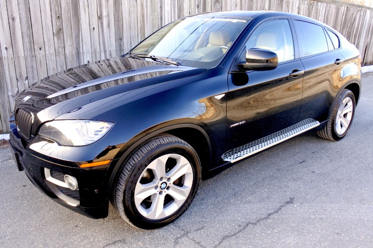 Used Used 2013 BMW X6 AWD 4dr xDrive35i for sale $22,800 at Metro West Motorcars LLC in Shrewsbury MA