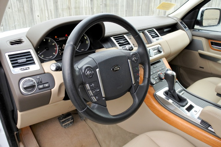 Used 2013 Land Rover Range Rover Sport HSE Used 2013 Land Rover Range Rover Sport HSE for sale  at Metro West Motorcars LLC in Shrewsbury MA 13