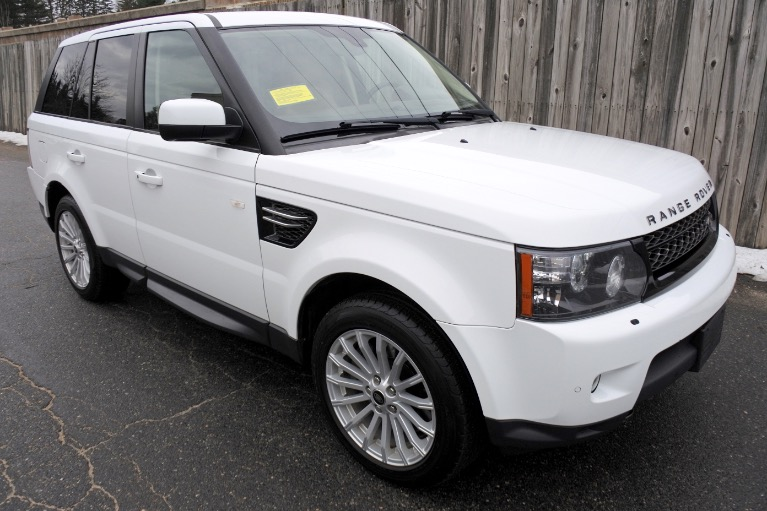 Used 2013 Land Rover Range Rover Sport HSE Used 2013 Land Rover Range Rover Sport HSE for sale  at Metro West Motorcars LLC in Shrewsbury MA 7