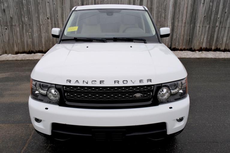 Used 2013 Land Rover Range Rover Sport HSE Used 2013 Land Rover Range Rover Sport HSE for sale  at Metro West Motorcars LLC in Shrewsbury MA 8