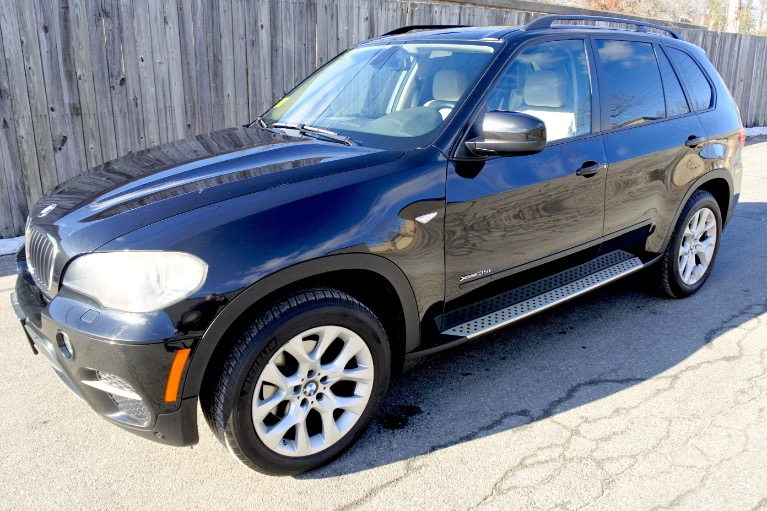 Used 2011 BMW X5 AWD 4dr 35i Premium Used 2011 BMW X5 AWD 4dr 35i Premium for sale  at Metro West Motorcars LLC in Shrewsbury MA 1