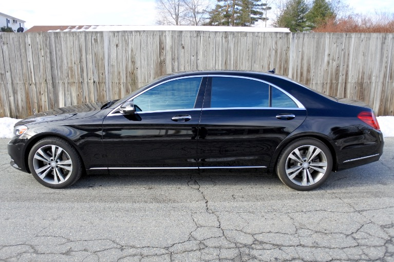 Used 2016 Mercedes-Benz S-class 4dr Sdn S 550 4MATIC Used 2016 Mercedes-Benz S-class 4dr Sdn S 550 4MATIC for sale  at Metro West Motorcars LLC in Shrewsbury MA 2