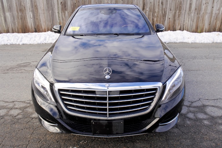 Used 2016 Mercedes-Benz S-class 4dr Sdn S 550 4MATIC Used 2016 Mercedes-Benz S-class 4dr Sdn S 550 4MATIC for sale  at Metro West Motorcars LLC in Shrewsbury MA 8