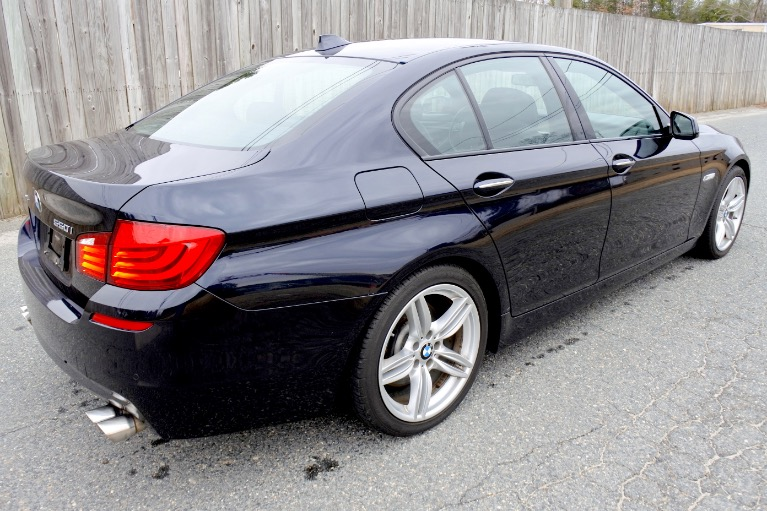 Used 2013 BMW 5 Series 550i xDrive AWD Used 2013 BMW 5 Series 550i xDrive AWD for sale  at Metro West Motorcars LLC in Shrewsbury MA 5