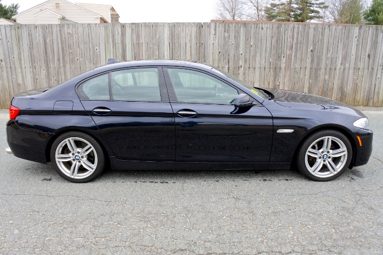 Used 2013 BMW 5 Series 550i xDrive AWD Used 2013 BMW 5 Series 550i xDrive AWD for sale  at Metro West Motorcars LLC in Shrewsbury MA 6