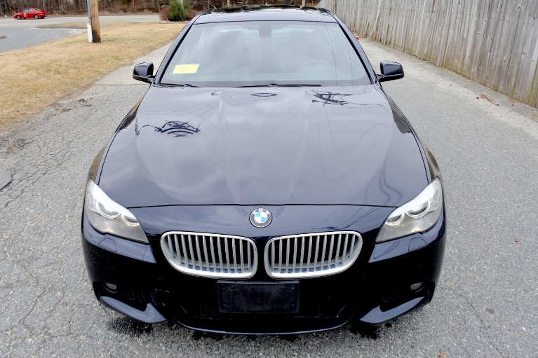 Used 2013 BMW 5 Series 550i xDrive AWD Used 2013 BMW 5 Series 550i xDrive AWD for sale  at Metro West Motorcars LLC in Shrewsbury MA 8