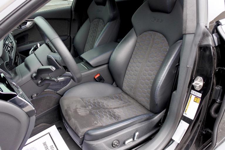 Used 2018 Audi Rs 7 4.0 TFSI performance Used 2018 Audi Rs 7 4.0 TFSI performance for sale  at Metro West Motorcars LLC in Shrewsbury MA 14
