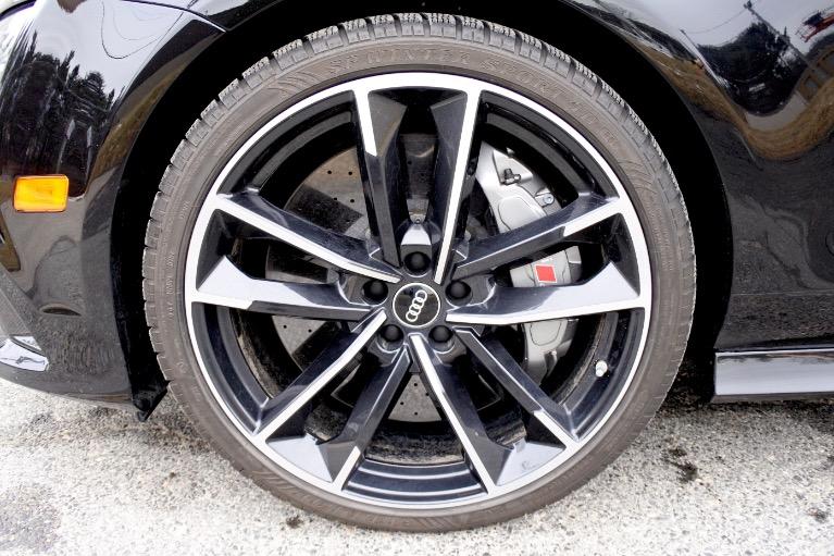Used 2018 Audi Rs 7 4.0 TFSI performance Used 2018 Audi Rs 7 4.0 TFSI performance for sale  at Metro West Motorcars LLC in Shrewsbury MA 22