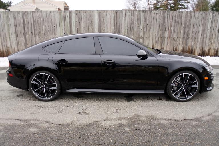 Used 2018 Audi Rs 7 4.0 TFSI performance Used 2018 Audi Rs 7 4.0 TFSI performance for sale  at Metro West Motorcars LLC in Shrewsbury MA 6