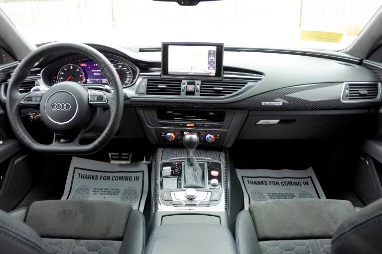 Used 2018 Audi Rs 7 4.0 TFSI performance Used 2018 Audi Rs 7 4.0 TFSI performance for sale  at Metro West Motorcars LLC in Shrewsbury MA 9