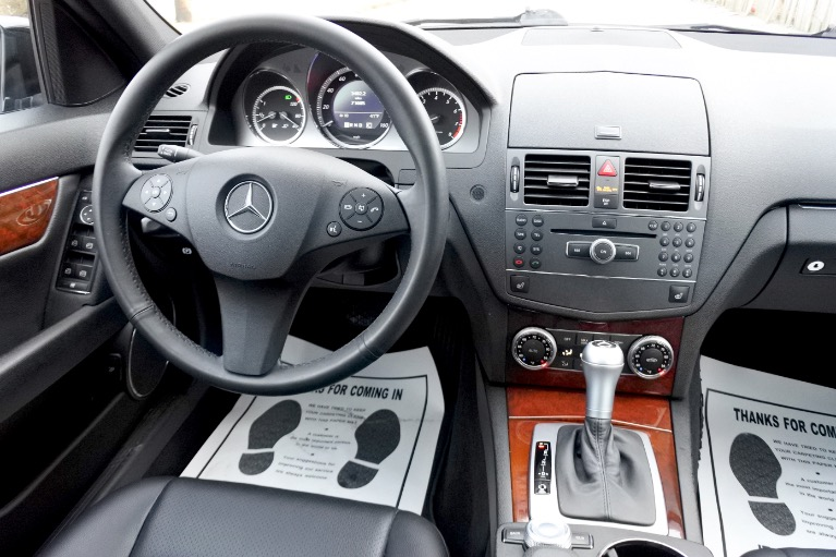 Used 2010 Mercedes-Benz C-class 4dr Sdn C300 Sport 4MATIC Used 2010 Mercedes-Benz C-class 4dr Sdn C300 Sport 4MATIC for sale  at Metro West Motorcars LLC in Shrewsbury MA 10