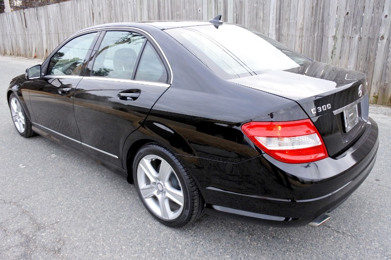 Used 2010 Mercedes-Benz C-class 4dr Sdn C300 Sport 4MATIC Used 2010 Mercedes-Benz C-class 4dr Sdn C300 Sport 4MATIC for sale  at Metro West Motorcars LLC in Shrewsbury MA 3