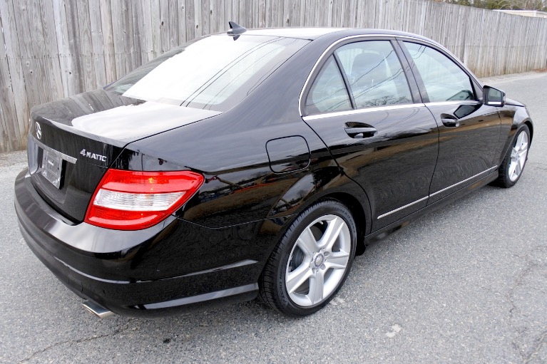 Used 2010 Mercedes-Benz C-class 4dr Sdn C300 Sport 4MATIC Used 2010 Mercedes-Benz C-class 4dr Sdn C300 Sport 4MATIC for sale  at Metro West Motorcars LLC in Shrewsbury MA 5