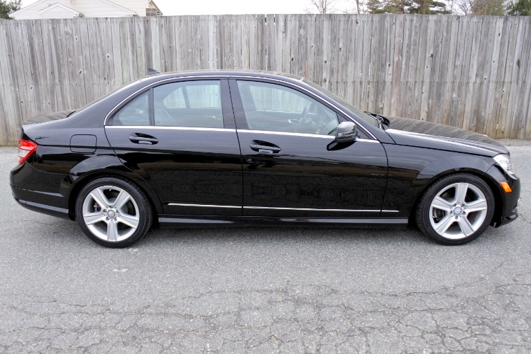 Used 2010 Mercedes-Benz C-class 4dr Sdn C300 Sport 4MATIC Used 2010 Mercedes-Benz C-class 4dr Sdn C300 Sport 4MATIC for sale  at Metro West Motorcars LLC in Shrewsbury MA 6
