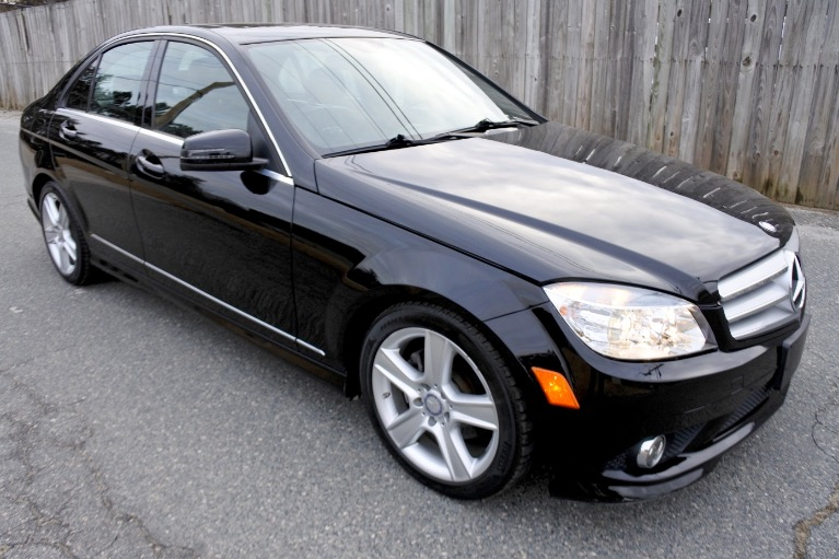 Used 2010 Mercedes-Benz C-class 4dr Sdn C300 Sport 4MATIC Used 2010 Mercedes-Benz C-class 4dr Sdn C300 Sport 4MATIC for sale  at Metro West Motorcars LLC in Shrewsbury MA 7